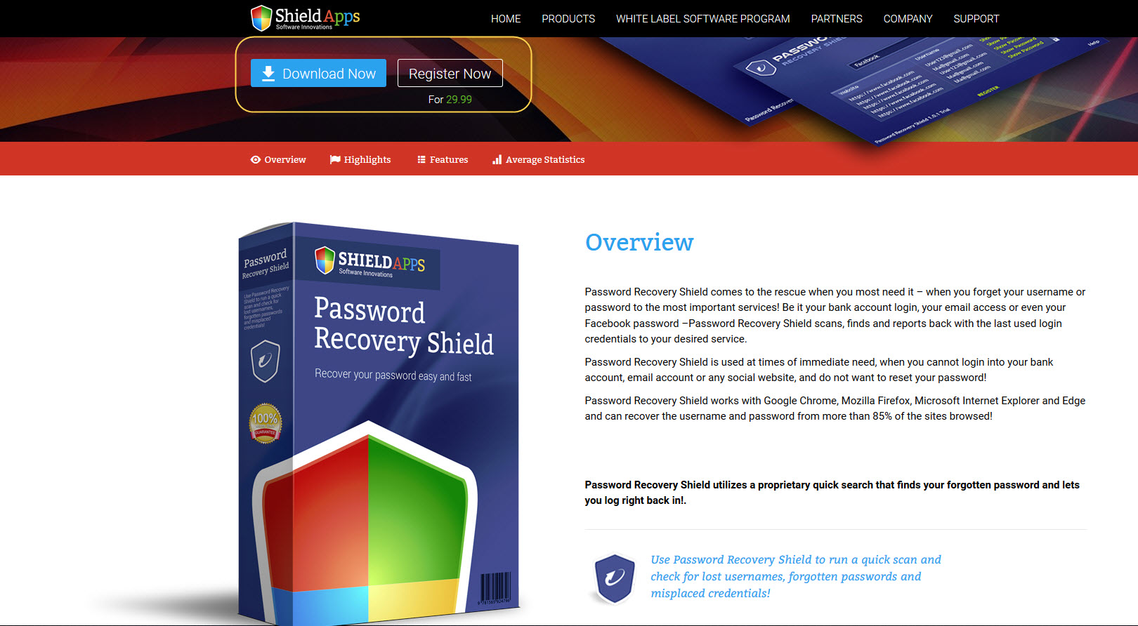 Password Recovery Download