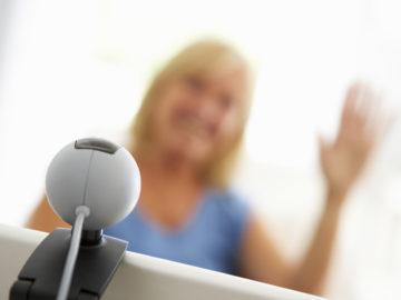 personal webcams